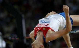 Ivan Ukhov avec 2,39 m au saut en hauteur, Antonina Krivoshapka (49.16 sec sur 400 m), Daria Pishchalnikova (70,69 m au disque) et Tatiana Lysenko (78,51 m au marteau) ont établi la meilleure performance mondiale de l'année dans leur discipline, jeudi, aux Championnats d'athlétisme de Russie