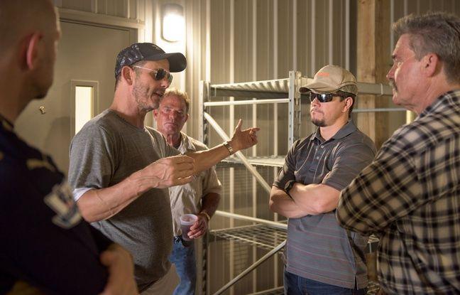 Peter Berg et Kurt Russell dans Deepwater de Peter Berg