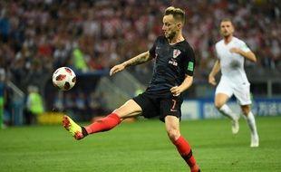 Ivan Rakitic sera un des joueurs croates à surveiller en finale.