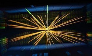 """Il est encore trop tôt pour dire qu'il s'agit bien du boson de Higgs mais les physiciens du Cern ont applaudi debout mercredi matin la découverte d'une nouvelle particule """"compatible"""" avec ce chaînon manquant de la physique des particules, qu'ils traquent depuis des décennies."""