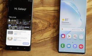 Le Galaxy Note 10 de Samsung sera lancé le 23 août.