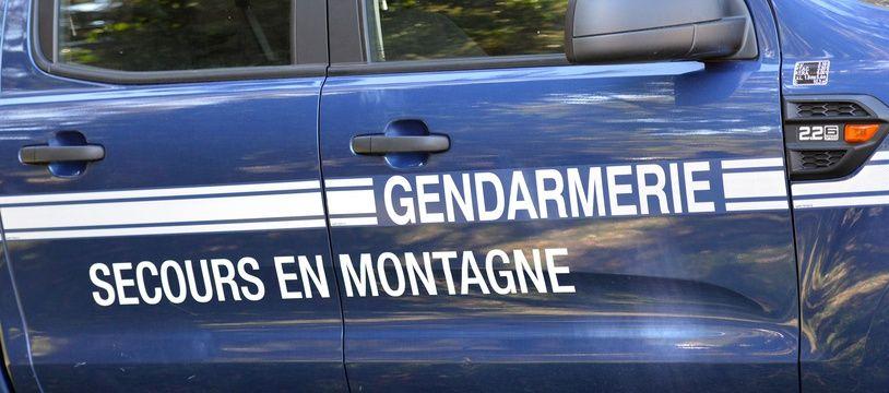 Les gendarmes sont parvenus à retrouver le suspect en fuite. Illustration