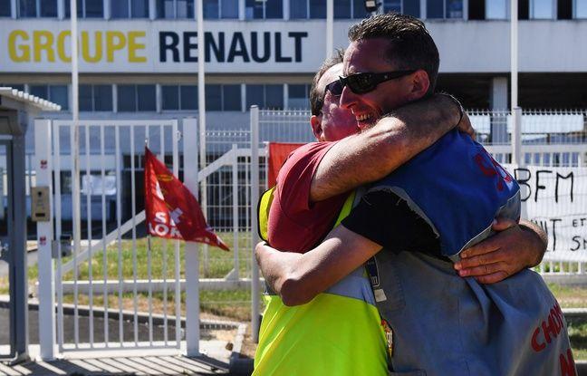 Fonderie de Bretagne: La CGT ferme la porte à une reprise après les propos du PDG de Renault