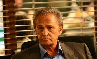 Roger Hanin en 2005, dans Navarro.