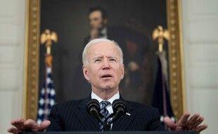 Le président Joe Biden s'est dit favorable à un taux minimum commun pour les entreprises