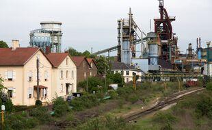 L'usine sidérurgique d'Hayange. (archives)