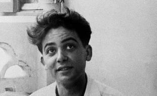 Maurice Audin, assistant en mathématiques à la faculté d'Alger et militant communiste, dans une photo non datée.