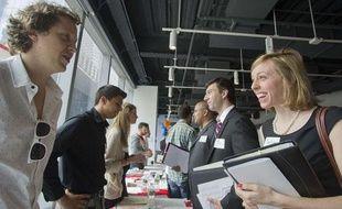 Un forum pour la recherche d'emploi