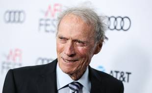 L'acteur et réalisateur Clint Eastwood