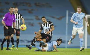Un match entre City et Newcastle
