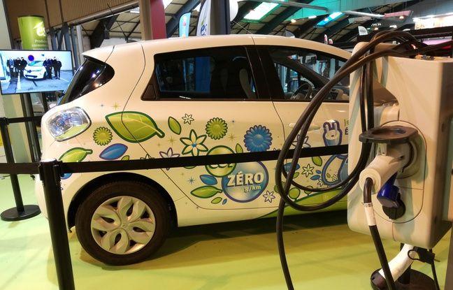 Une borne de rechargement d'une voiture électrique peut être installée dans une maison.