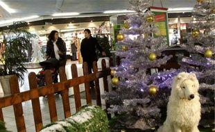 Le centre commercial K'Store ouvrira ses portes les dimanches 12 et 19 décembre.