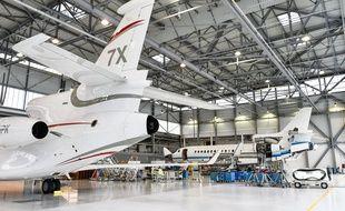 Des appareils du constructeur français Dassault.