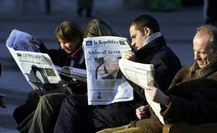 """Les groupes éditant deux des grands quotidiens nationaux italiens, La Repubblica et La Stampa  signent un accord pour fusionner afin de donner naissance à """"l'un des principaux groupes européens du secteur de l'information quotidienne et digitale"""""""