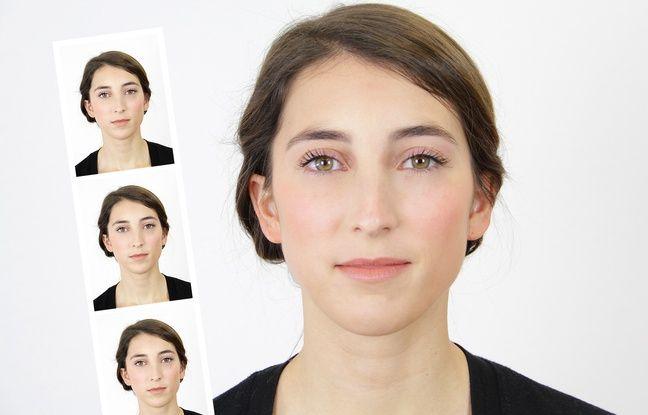 comment se coiffer pour photo d'identité