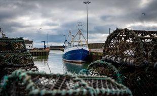 Le port de Kilkeel, en Irlande du Nord.