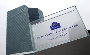 Le siège de la BCE à Francfort le 22 janvier 2015