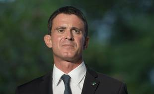 Le Premier ministre Manuel Valls a présenté un plan d'aide aux agriculteurs après des récoltes désastreuses