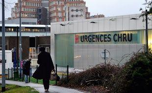 Le CHRU de Lille.