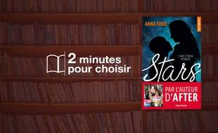 «Stars » par Anna Todd chez Hugo Roman (480 p., 17€).