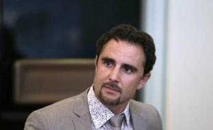 Hervé Falciani, l'ex-employé de la filiale suisse de la banque HSBC qui a diffusé la liste de fraudeurs présumés