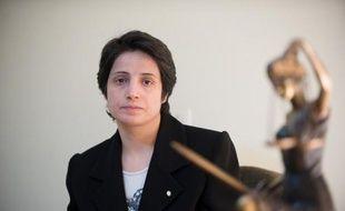 """La Haut Commissaire aux droits de l'homme de l'ONU Navi Pillay est """"très préoccupée"""" par les informations sur la détérioration de l'état de santé de l'avocate iranienne Nasrin Sotoudeh, en grève de la faim en prison, a indiqué mardi son porte parole."""