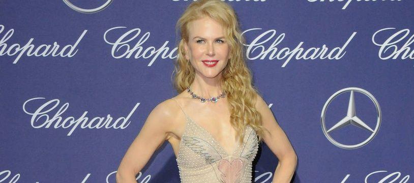 L'actrice et productrice Nicole Kidman