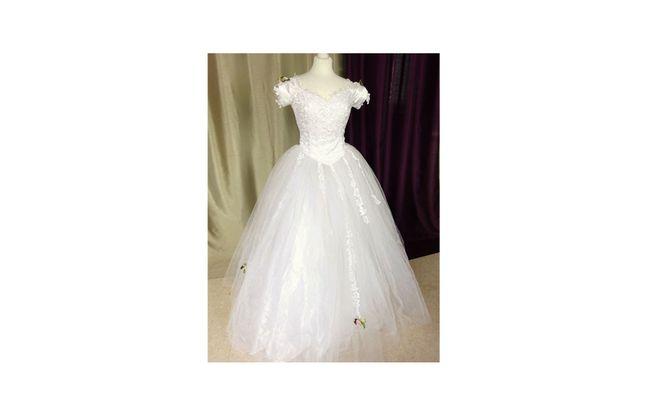 Robe de mariée Haluh Gunel