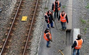 Le réseau, qui était « très mobile et bien organisé », est soupçonné d'avoir commis une vingtaine de vols ces dernières semaines en Lorraine, dont des vols de métaux sur cinq sites SNCF.