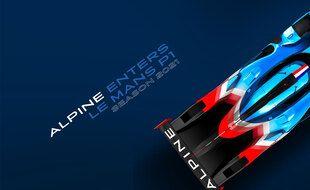 Alpine LMP1