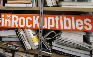 Image d'illustration «Les Inrockuptibles» (ancien logo).
