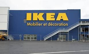 Un magasin Ikea en France.