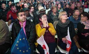 La convention de la Belle alliance populaire a eu lieu à Paris le 3 décembre 2016.