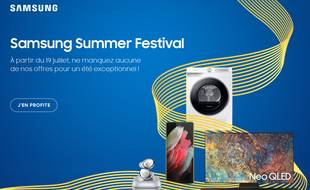 Profitez des bons plans tablettes tactiles pendant le Samsung Summer Festival