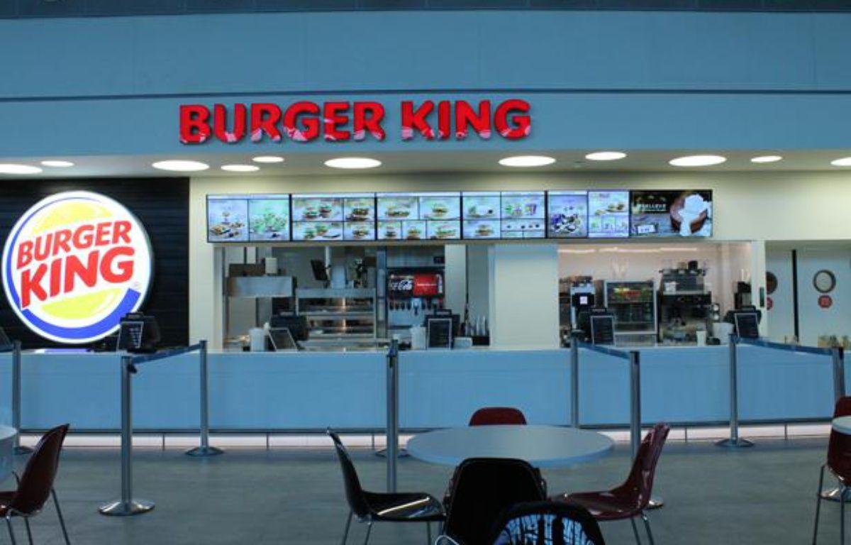 Le nouveau restaurant Burger King en France, situé dans l'aéroport Marseille-Provence, a ouvert ses portes le 22 décembre 2012. – Autogrill