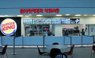 Le nouveau restaurant Burger King en France, situé dans l'aéroport Marseille-Provence, a ouvert ses portes le 22 décembre 2012.