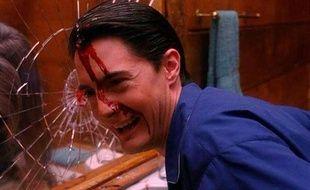 L'agent Dale Cooper, dans la série «Twin Peaks».
