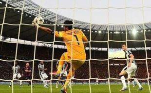 Buffon a longtemps retardé l'échéance face au Barça