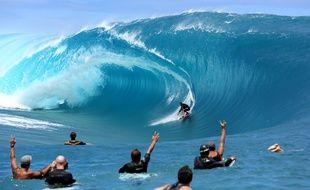 Thaiti devrait accueillir les épreuves de surf lors des JO 2024.