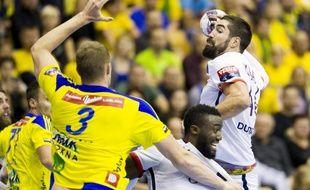 Nikola Karabatic et les Bleus joueront quatre matchs à Nantes.
