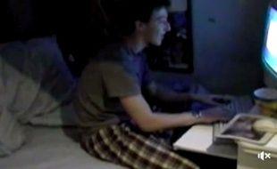 Le jeune Mark Zuckerberg