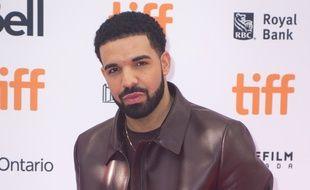 Le chanteur Drake au TIFF