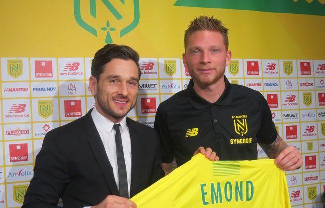 FC Nantes: Le nouvel attaquant des Canaris Renaud Emond peut-il briller en Ligue 1?