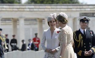 La duchesse Kate Middleton