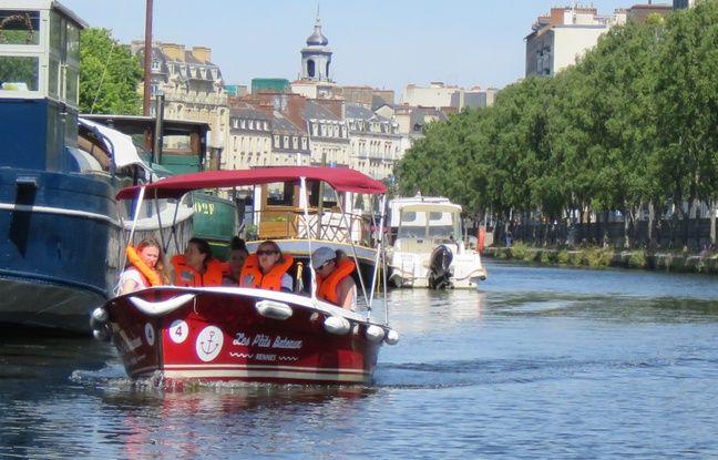 Des bateaux électriques de 5 ou 7 places sont disponibles à la location.
