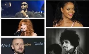 Les albums les plus attendus de l'année 2018