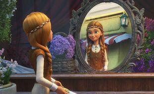 «La Princesse des glaces, le monde des miroirs magiques» de  Robert Lence et Aleksey Tsitsilin