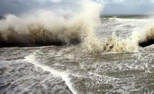 Des vents de plus de 100km/h sur les côtes.