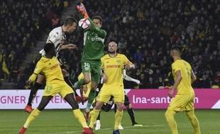 Le FCN et Angers se retrouveront dimanche finalement.