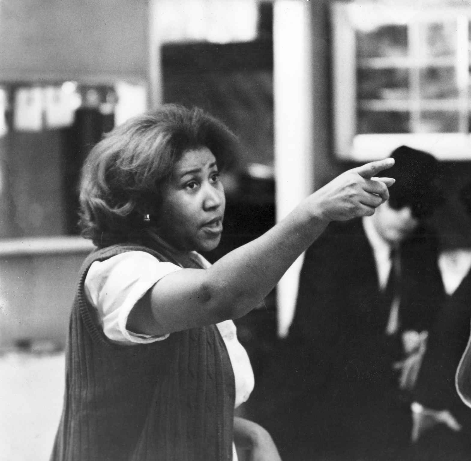 THE BLUES BROTHERS [US 1980] ARETHA FRANKLIN THE BLUES BROTHERS [US 1980]  ARETHA FRANKLIN     Date: 1980